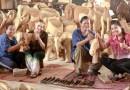 Baan lhuk village of Carving