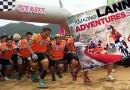 """การแข่งขัน  ผจญภัย วิ่ง ว่าย พาย ปั่น """"อะเมซิ่งล้านนา แอดเวนเจอร์นานาชาติ 2015"""""""