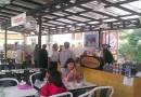 ร้านกลิ่นกาแฟ ศูนย์อาหารชั้น2 หน้าโรงเรียนลำปางพาณิชยการและเทคโนโลยี