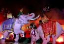 คลิป การแสดง แสง สี เสียง วันช้างไทย 2559 จ.ลำปาง