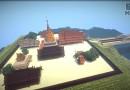 เด็กไทยสร้างสรรค์ วัดพระธาตุลำปางหลวง ด้วยเกม Minecraft