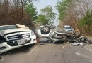 อุบัติเหตุสยองบนถนนสายเกาะคา-สบปราบ 26มี.ค.59