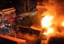 เกิดเหตุเพลิงไหม้บ้าน กัลยารับเลี้ยงเด็ก (ครูต่าย) ในเมืองลำปาง
