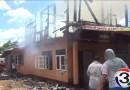 ไฟไหม้บ้าน ร้อยตำรวจโทชูชาติ ตำรวจ สภ. เมืองลำปาง
