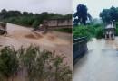คลิป ฝนตกหนัก ซัดสะพานขาด อ.วังเหนือ จ.ลำปาง