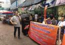 ลุงแดงร้องเพลงหาเงินช่วยสมาคมคนตาบอดเมืองลำปาง